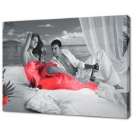 Картины на холстеКартины на холсте 50х70 - Картина на холсте (канвас) KH626