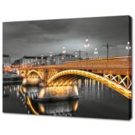 Картины на холстеКартины на холсте 50х70 - Картина на холсте (канвас) KH629