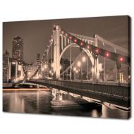 Картины на холстеКартины на холсте 50х70 - Картина на холсте (канвас) KH630