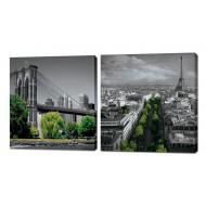 Картины на холстеКартины на холсте Канвасы 50x50 - KH343