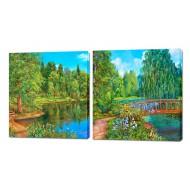 Картины на холстеКартины на холсте Канвасы 50x50 - KH344