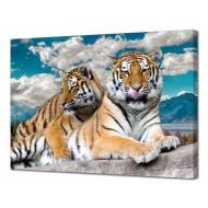Картины на холстеКартины на холсте 50х70 - Картина на холсте (канвас) KH1054