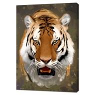 Картины на холстеКартины на холсте 50х70 - Картина на холсте (канвас) KH1063