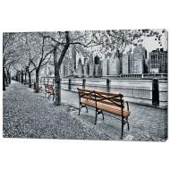 Картины на холстеКартины на холсте 60x100 - KH760
