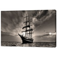 Картины на холстеКартины на холсте 60x100 - Картина на холсте (канвас) KH761