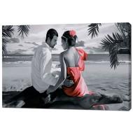 Картины на холстеКартины на холсте 60x100 - Картина на холсте (канвас) KH764