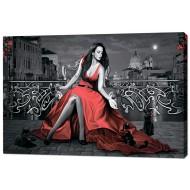 Картины на холстеКартины на холсте 60x100 - Картина на холсте (канвас) KH767