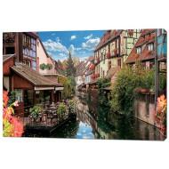 Картины на холстеКартины на холсте 60x100 - Картина на холсте (канвас) KH769
