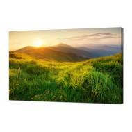 Природа - Картина на холсте (канвас) KH26