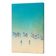 Картины на холстеКартины на холсте Люди - Картина на холсте (канвас) KH43