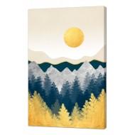 Природа - Картина на холсте (канвас) KH46