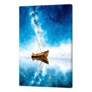 Море - Картина на холсте (канвас) KH49