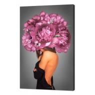 Картины на холстеКартины на холсте 70x110 - Картина на холсте (канвас) KH652