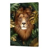 Картины на холстеКартины на холсте Животные - Картина на холсте (канвас) KH83