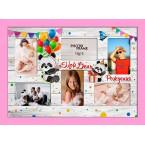 Картина-сувенир - 2(pink)_52x36