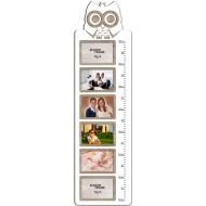 Фоторамки оптом: разнообразие форматов и стилей - Ростомер RM3 дуб