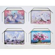 Подарочные наборыПодарочные наборы 40x50 из 4-х изображений - Ч011