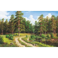 ПриродаПрирода 60x100 - K779_60x100