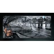 Репродукции Репродукции картин 35x90 - Репродукция K592 35x90