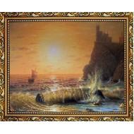 Репродукции Репродукции  Море - Репродукция 40х50 в раме арт. 140014