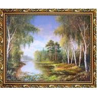 Репродукции Репродукции картин 40х50 - Репродукция 40х50 в раме арт. 140026