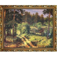 Репродукции Репродукции картин 40х50 - Репродукция 40х50 в раме арт. B1.45.04