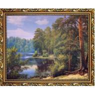 Репродукции Репродукции картин 40х50 - Репродукция 40х50 в раме арт. B1.45.06
