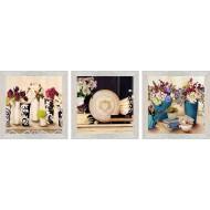 ЦветыЦветы 18x54 - Картина PR5: 18x54