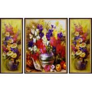 Картина-сувенир - K337 - Триптих