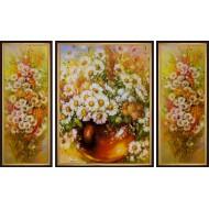 Картина-сувенир - K41 - Триптих