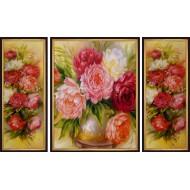 Картина-сувенир - K48 - Триптих
